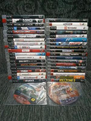 Lote de jogos