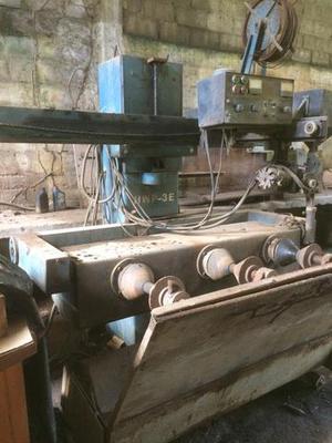Maquina de encher roletes