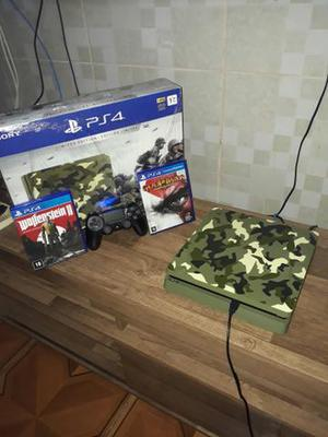 Ps4 - playstation 4 edição especial - call of duth
