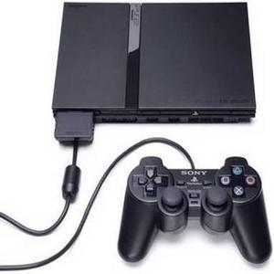 Playstation 2 desbloqueado + 2 controles