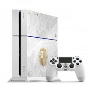 Playstation 4 bundle ps4 destiny tema branco personalizado