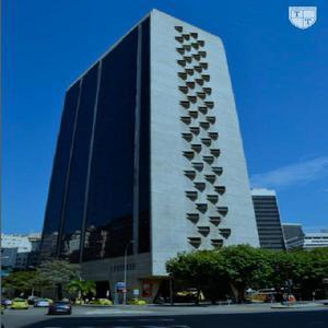 Sala comercial de 2.677,44m² para locação, centro, rio