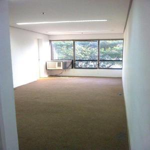Sala comercial para locação, moema, são paulo - sa0156.