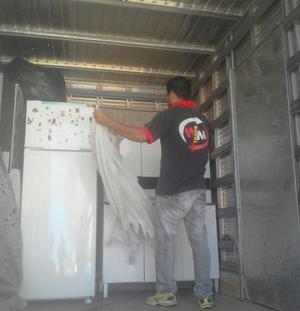 Transporte e fretes de geladeira e frezzer