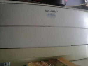 Xerox sharp z-830 - aceito proposta