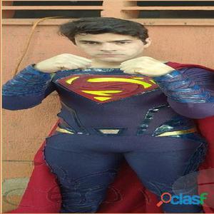 Superman vivo para festa e evento BH e Região