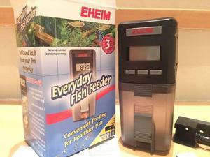Alimentador automático de aquário - eheim fish feeder