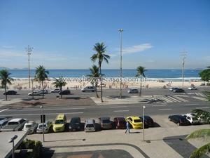 Apartamento avenida atlântica copacabana rio de janeiro
