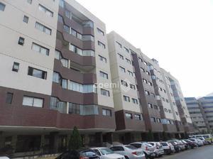 Apartamento residencial à venda, asa norte, brasília,