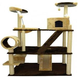 Arranhador para gatos olimpus 1,85m