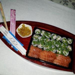 Barca pra sushi