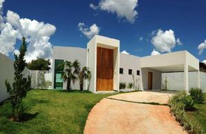 Condominio residencial monaco casa em alto padrão