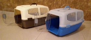 Caixas de transporte para gatos e cachorros gulliver nº2
