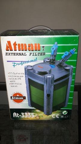 Filtro canister atman at-3335