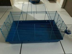 Gaiola grande (ratos/porquinho da india)