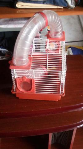 Gaiola para hamster barato