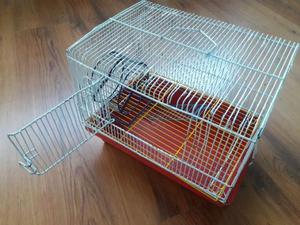 Gaiola para hamster - com acessório