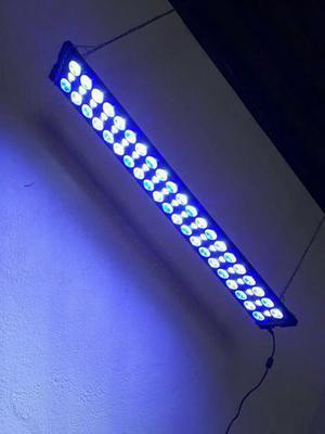 Luminaria led para aquário salgado ou doce