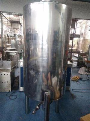 Reservatório de inox - Tanque de inox - Tonel de inox