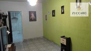 Sobrado residencial à venda, Vila das Palmeiras,