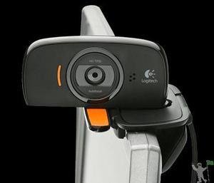 Web cam logitech c525 hd 720p - aceito cartão