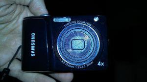 1x no cartão] câmera digital samsung es25