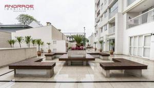 Apartamento residencial à venda, Vila Izabel, Curitiba -