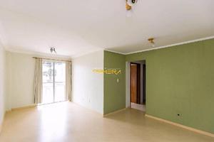 Apto. semi mobiliado/ água verde (82m²) 3 quartos