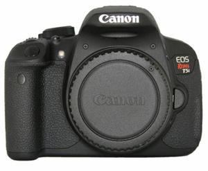 Canon t5i + lente 35mm f/2 yongnuo