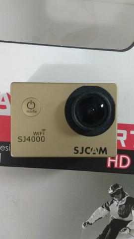 Câmera de ação sjcam sj4000 wifi original