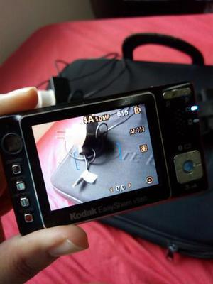 Câmera digital kodak easyshare v550