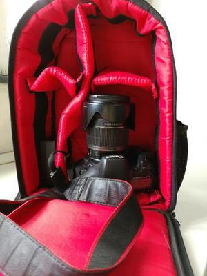 Câmera fotográfica canon eos 7d