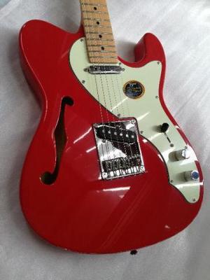 Guitarra tagima telecaster t484 fiesta red (nova)