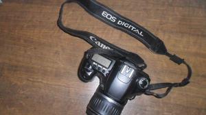 Maquina digital canon 30 d profissional com lente