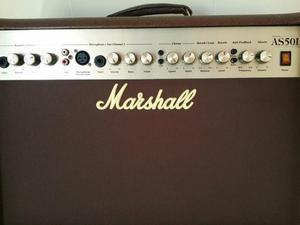 Marshall as50d acustico guitar