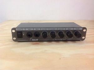 Pré amplificador linha pré auto 12v audio usado