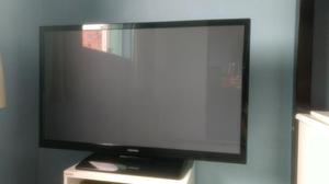 """Tv 43"""" de plasma samsung"""