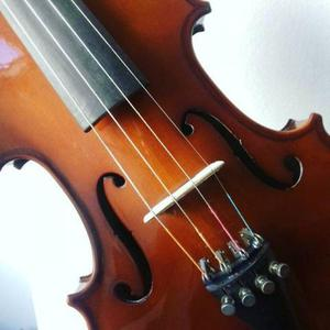 Violino eagle ve144 4/4 seminovo com estojo e arco