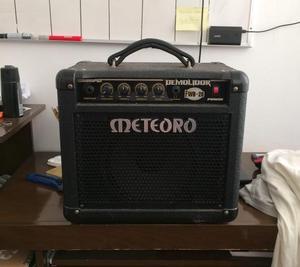 Amplificador cubo meteoro demolidor fwb 20 baixo