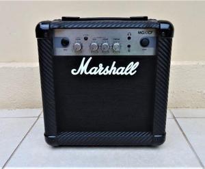 Amplificador marshall mg10cf para guitarra