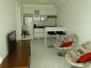 Apartamento - 1 dorm(suíte) - novo - campo belo - são