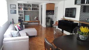 Apartamento reformado 90m2 joaquim antunes