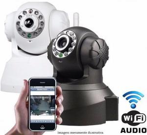 Camera ip interna ou externa noturna wifi apartir de 169,00