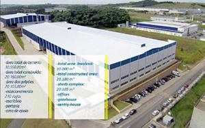 Galpão industrial para locação, distrito industrial,