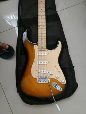 Guitarra squier affinity by fender - aceito trocas