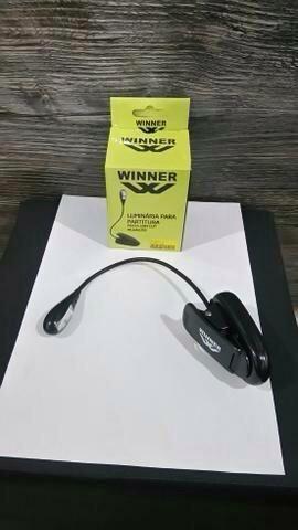Luminária para partitura winner