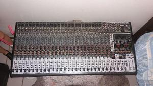 Mesa de som behringer eurodesk sx3242fx