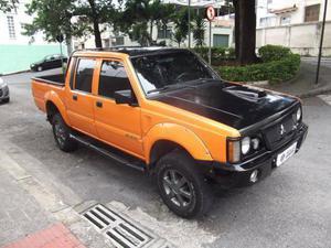 Mitsubishi l200 gls 2.5 4x4 cd diesel