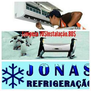 Refrigeraçao jonas lima