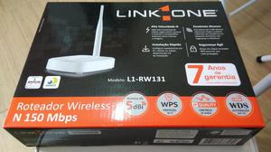 Roteador link-one 150mbps l1-rw131